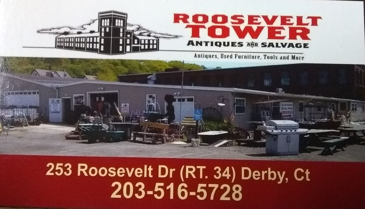 Roosevelt Tower Antiques & Salvage