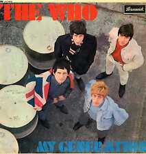 "THE WHO ""MY GENERATION"" ORIG UK 1966"