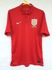 ENGLAND NATIONAL TEAM 2013 2014 NIKE AWAY FOOTBALL SOCCER SHIRT JERSEY