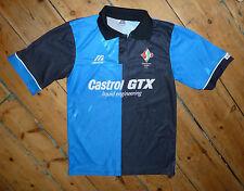 Pequeño + Swindon Town Camisa + Camiseta de Visitante + 1995 Temporada + Div 2