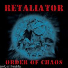 RETALIATOR - ORDER OF CHAOS LP