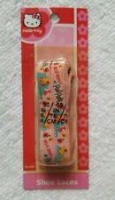"""Hello Kitty Pool Party Shoe Laces Vintage one pair 30"""""""