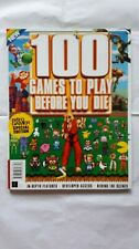 Retro Gamer Special Edition - 100 Games to Play Before you Die - New Magazine