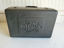 New listing Vintage Original White's Electronics Metal Detector Hard Case with Foam Only