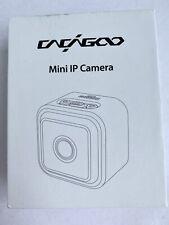 CACAGOO Mini IP Camera Hidden Spy Security Night Vision Wi-Fi Remote Alarm