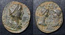 PROVINCIAL CILICIA Valerian 253-266AD AE36 Medallion, 20.74g RARE e143