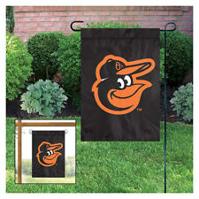 Baltimore Orioles MLB Garden/Window Flag ~ NEW