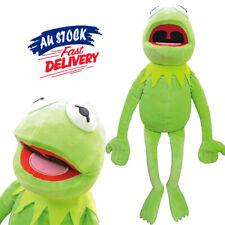 "Kermit Stuffed the Frog plush Sesame Street 18"" Toy Muppets Plush"
