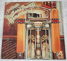 TED HEATH BAND - BIG BAND THEMES REMEMBERED VOL. 1. (UK, 1973, PFS.4303)