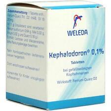 KEPHALODORON 0.1% 250St Tabletten PZN:8525104