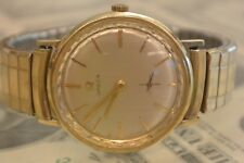 Vintage Men's Omega Wind Up Swiss Made Wristwatch 17 Jewels, 510 Movement