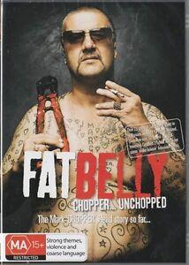 FAT BELLY CHOPPER UNCHOPPED  - NEW & SEALED REGION 4 DVD