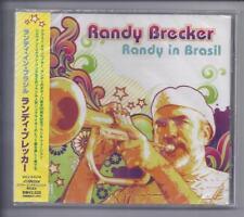 RANDY BRECKER Randy In Brasil JAPAN cd VICJ-61574 latin jazz sealed NEW