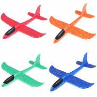 37cm Foam Plane Airplane Toys Hand Throw Epp Launch Glider Flexible Plane -.DAD