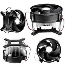 Aluminium Heatsink Fan for 30W 50W 100W High Power LED Bulb Cooling Cooler 12V