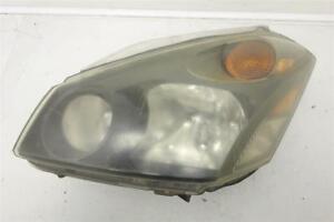 04 05 06 07 08 09 Nissan Quest Headlight DRIVER left head lamp light 26060-5Z026