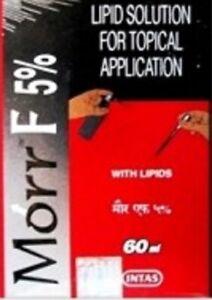 Morr F 5% Solution 60 Ml