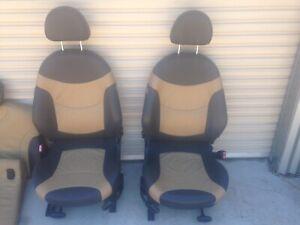 Mini R53 Leather Seats