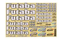 Futaba Dekorbogen Car
