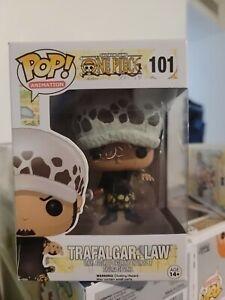 Funko Pop! Trafalgar. Law *NIB* (Vaulted)
