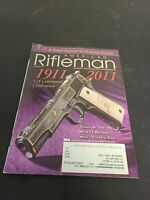 American Rifleman Magazine June 2011 Trials .45 M1911 Wiley Clapp Colt