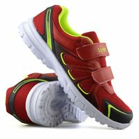 Mens New Casual Walking Running Gym Sports Shock Absorbing Trainers Shoes Size