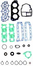 WSM Yamaha Outboard 40-50 Hp 95' & Up Power Head Gasket Kit 500-316, 63D-W0001-