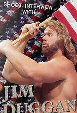 Jim Duggan Shoot Interview Wrestling DVD,  WWF UWF WCW