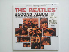 "Beatles ""Second Album"" USA Limited Edition CD vinyl replica NEW sealed"