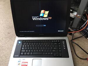 Toshiba Satellite P30-145 Laptop - XP Home SP3 - 60GB Hard Drive - 1.50GB of RAM