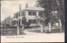 America Postcard - Emerson House, Concord, Massachusetts  DR724