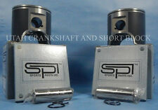 SKI-DOO 500SS/ 600 .20 OVER SPI PISTONS 1999-2014 99-14 MXZ SUMMIT 00 01 02 03