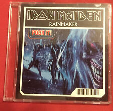 "Iron Maiden Rainmaker 3"" cd single Pock It Germany limited Metal"