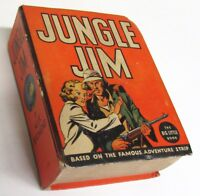 JUNGLE JIM #1138 F, Alex Raymond, Big Little Books, Whitman 1936