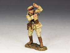AL054 German Officer w/Pistol by King and Country