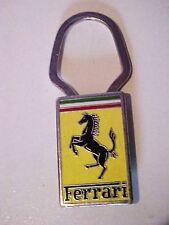 Ferrari Key Chain Fob BOMISA MILANO 206 246 250 275 330 365 GTB/4 Keychain OEM