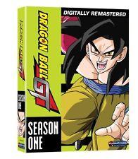 DRAGON BALL GT THE COMPLETE SERIES SEASONS 1 DVD BOXSET R4 BOX SET