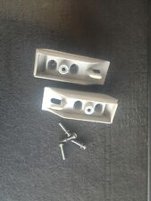 Range Rover P38 Genuine Dog Guard Mounts Brackets Trim 1994-2002.