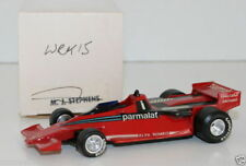 WESTERN MODELS SIGNED 1st VERSION - 1/43 SCALE - WRK15 1978 BRABHAM BT46B