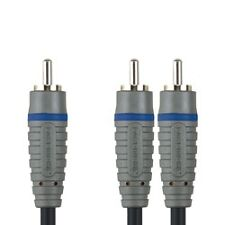 Home Audio Subwoofer Cables 1-4 m Cable Cables and Adapters