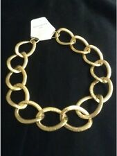 *Vintage Style Thick Gold Chain Necklace*