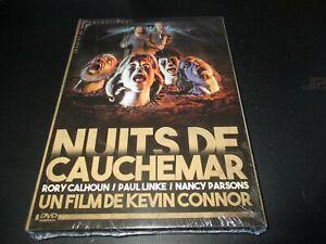 """DVD NEUF """"NUITS DE CAUCHEMAR"""" film d'horreur de Kevin CONNOR"""
