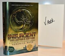 *Signed 1st Print/Ed* Insurgent Coll Ed Autographed by Veronica Roth