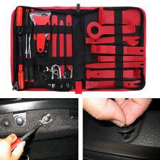 35Pcs Car Trim Fastener Removal Tool Kit Hand Pry Bar Panel Door Interior Clip