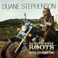 Duane Stephenson - Dangerously Roots [CD]