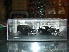 Morris Minor Van and Mini Van