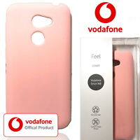 Feel Protective Case For Vodafone Smart N8 Shockproof Back Cover Pink Genuine
