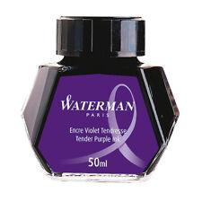 Waterman Bottle of Purple Ink