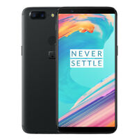 OnePlus 5T Smartphone Android 7.1 Snapdragon 835 Octa Core GPS NFC 6GB64GB Black