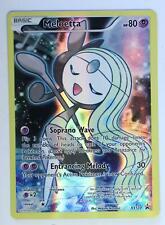 Pokemon Card - Meloetta - XY120 - Promo - Excellent